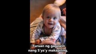 Tagalog Hymn: Ako ay Anak ng Diyos (I am a Child of God)