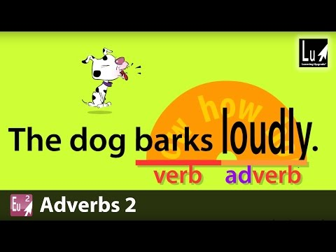 Adverbs 2 Song – Learn Grammar – Learning Upgrade - YouTube