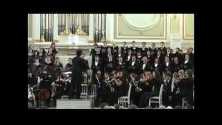 S.Prokofieff. Alexander Nevsky. Arise,Ye Russian People. Rashid Skuratov.