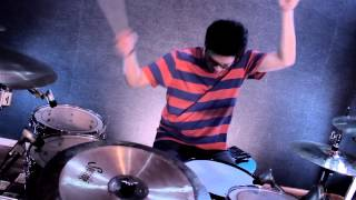Satria Wilis - Of Mice & Men - O.G. Loko (Drum Cover)