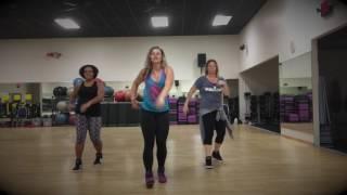 Chillax // Farruko ft. Ky-Mani Marley // Zumba Dance Fitness