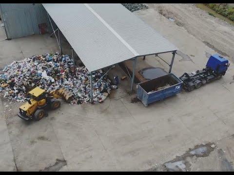 Процесс утилизации отходов в Ростове-на-Дону
