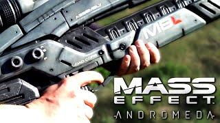 Mass Effect: Andromeda - Live Field Testing & M8 Avenger!