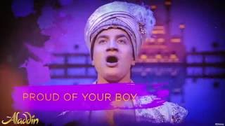 ALADDIN London - Proud of Your Boy