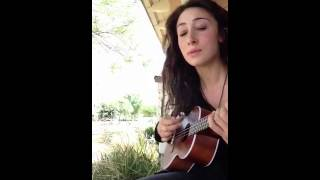 Where are you now cover of Mumford and sons by me