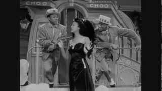Dorothy Dandridge and Nicholas Brothers - Chattanooga Choo Choo