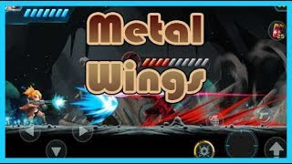 Metal Wings: Elite Force - UM CONTRA NO ANDROID!