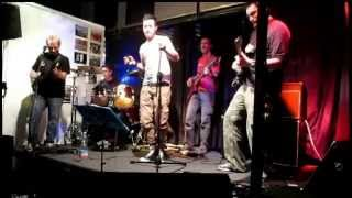 James Brown  I got You ( I feel good) cover band (grips)