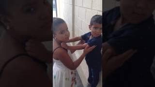 Por que eu te amei ( Cover ) Eu e meu irmãozinho Juan.