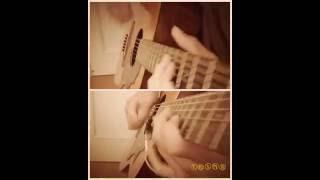 the fat rat unity guitar cover  shortVer.