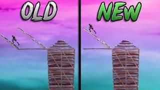 *NEW* Side Jump Meta (Hand Cam) Season 8 - Fortnite