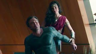 Bruce Wayne & Diana Prince   Justice League