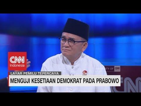 Download Video Ruhut: Ketidakhadiran SBY, Bukti Kekecewaan Pada Prabowo