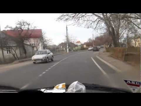 Glimpse – Hitch Hiking Western Ukraine (To Poland)