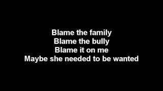 Three Days Grace - Bully [Lyrics & HQ Audio]