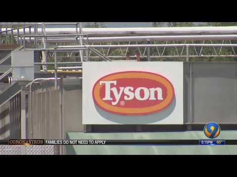 Tyson Foods, Orthocoronavirinae, China, Poultry
