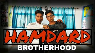 HAMDARD || EK VILLAIN || STORY OF A TWO BROTHER ||  HIMANSHU-X-VISHAL