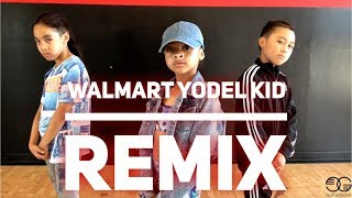 Walmart Yodeling boy Remix Dance Video #yodelkidchallenge