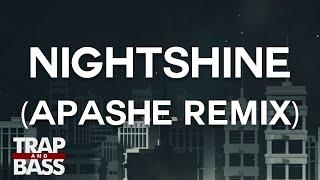 Excision & The Frim feat. Luciana - Night Shine (Apashe Remix)
