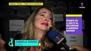 ¿Gaby Spanic nuevamente se alejó de su hermana Daniela?   De Primera Mano