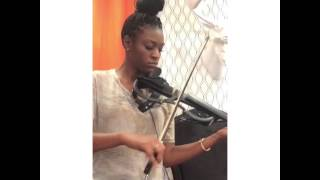 TWISTA 'Overnight Celebrity' violin cover by Simone the violinist