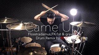 "ROP - ""Flosstradamus , FKi1st&graves - Came up"" Drum remix"