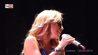 Sertab Erener Live - Yanarım, HMV Apollo, London - 30-06-2013