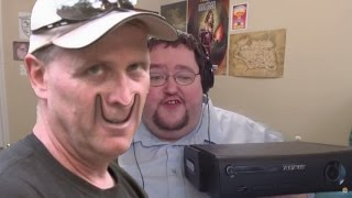 Happy Psychotic Dad Destroys Boggie2988's Xbox One With a Chainsaw!