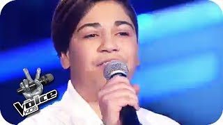 Shawn Mendes - Treat you better (Miran)   The Voice Kids 2017   Blind Auditions   SAT.1