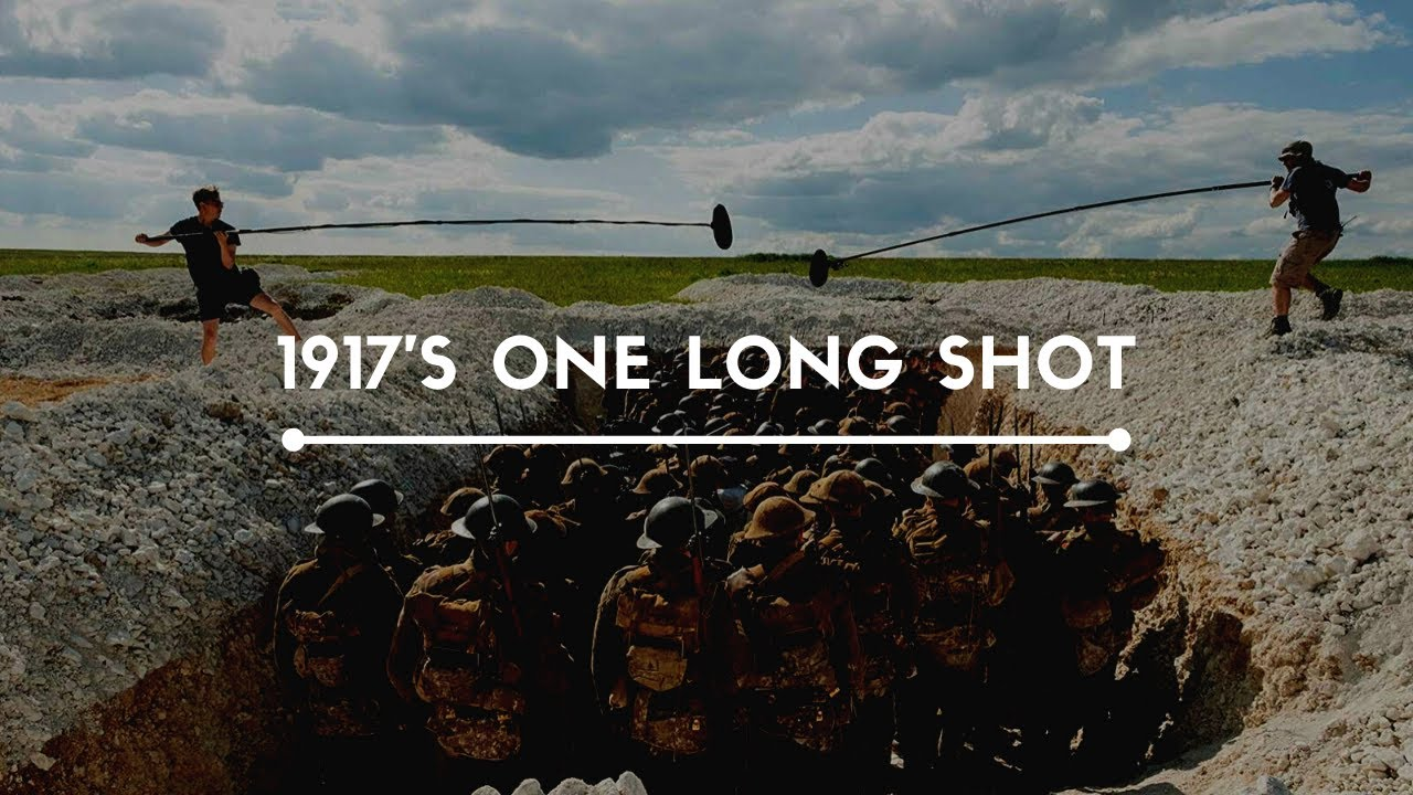 War Movie '1917' Behind-the-Scenes Extended Featurette on One Long Shot