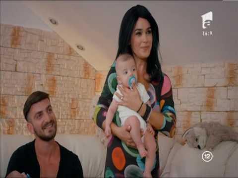 Daniela lasă copiii la mama lui Roby Roberto, Baieti de oras