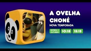 Canal Panda - A Ovelha Choné (Novos Episódios - 3 outubro)