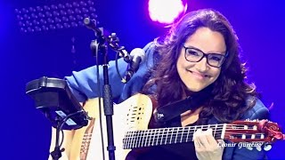 """Ana Carolina - Show """"Solo""""- """"A Canção Tocou Na Hora Errada / Vai/ Nada Pra Mim""""- RJ - 21.01.2016- HD"""