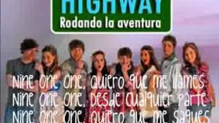 911   Valeria Baroni   Letra   highway.3gp