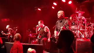 Stone Sour at Rock City 19.6.18 (1)
