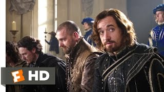 The Three Musketeers (4/9) Movie CLIP - It Was an Off-Day (2011) HD