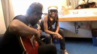 TANISHA DREAD CAN I TRUST YOU.. ACOUSTIC. LIVE! FT