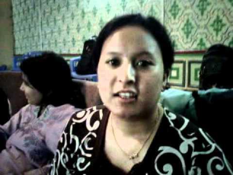 Nepali Critical Care Nurse speaks about nursing