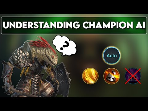 Understanding your Champions AI I Raid Shadow Legends
