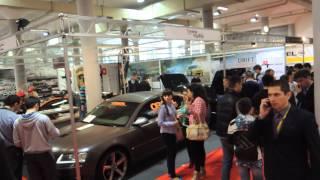 Sajam automobila u Beogradu 2014 part2