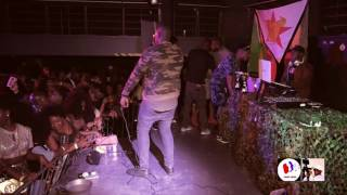 FLAME FLEEZY On The Stage - UK CUP CLASH 2017