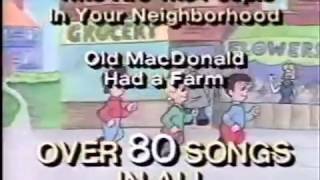 80s Childrens Songs  tv commercial