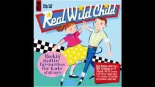 IVAN [Jerry Allison] - Real Wild Child (Rare 'Mono-to-Stereo' Mix 1958)