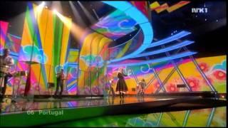Portugal- Final - Eurovision 2009 (HD)