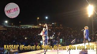 ZOUK - KASSAV' @Festival de Praia de Cruz 2018 Boa Vista