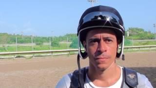 Juan C. Díaz (Dixie Runner) Clásico Barbosa Memorial 2017