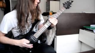 Hero - Breakdown Of Sanity Guitar Cover