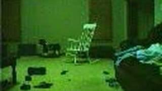 fantasma en la mesedora