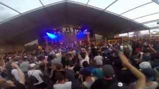 Haftbefehl - Ich Rolle mit meim Besten (feat. Marteria) - Live Openair Frauenfeld