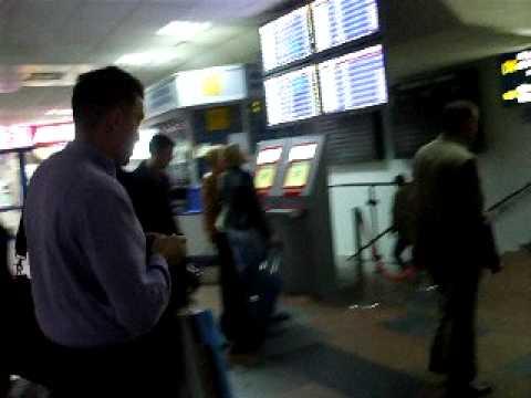 KIEV UKRAINE (AIRPORT) TERMINAL B